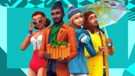 Журналистка симулировала ежегодную встречу с друзьями в игре The Sims 4