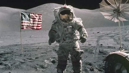 Трамп заявив про права США на Місяць та інші космічні об'єкти