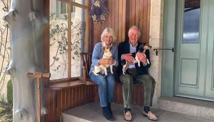 Королівська сім'я привітала принца Чарльза та Каміллу з 15 річницею весілля