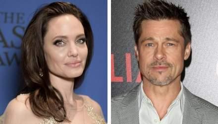 Діти Анджеліни Джолі і Бреда Пітта навчатимуться у звичайній школі, – ЗМІ