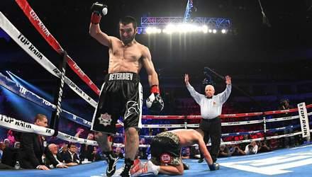 Российский боксер Бетербиев готов провести реванш с Гвоздиком