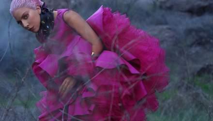 Леди Гага снялась в роскошном фотосете для глянца: яркие фото