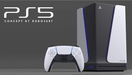 А раптом не лише геймпад: художник показав свій дизайн PlayStation 5