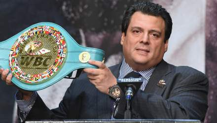 Президент WBC назвал Украину будущей боксерской страной
