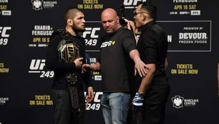 Отмена UFC 249, игрок сборной Украины может сменить гражданство: новости спорта 10 апреля