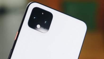 Google снизила цену Pixel 4 почти вдвое: в чем дело
