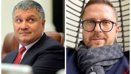 Аваков у клубі Медведчука: що пов'язує міністра зі скандальним Шарієм
