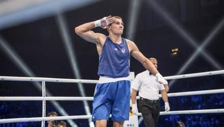 Еще одна олимпийская надежда Украины может перейти в профессиональный бокс