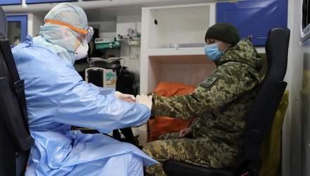 Коронавірус у Держприкордонслужбі: 117 хворих