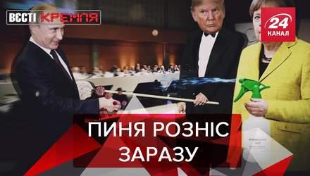Вєсті Кремля. Слівкі: Путін – нульовий пацієнт. Хто винен у бідності росіян