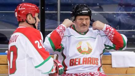 У хокеїста, з яким грав Лукашенко, виявили коронавірус