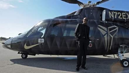 Сім'ї загиблих у катастрофі баскетболіста Браянта подали в суд на вертолітну компанію