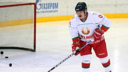 Ще одного хокеїста з команди Лукашенка ізолювали через COVID-19