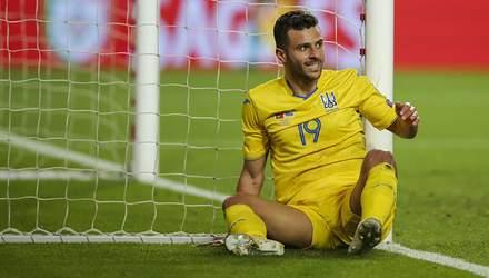 Натурализованный игрок сборной Украины хочет вернуться в Бразилию