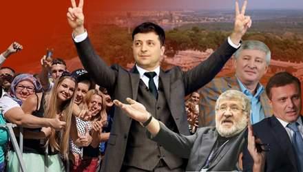 Зеленский сидит на шпагате между избирателями и соратниками: чего достиг президент за год
