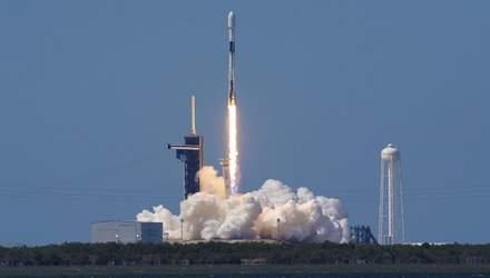 SpaceX успішно вивела на орбіту ще 60 супутників системи Starlink