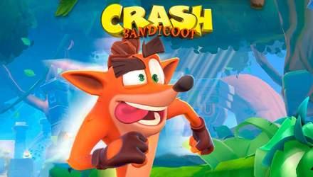 """Мобільна Crash Bandicoot вийшла в """"ранньому доступі"""" на Android"""