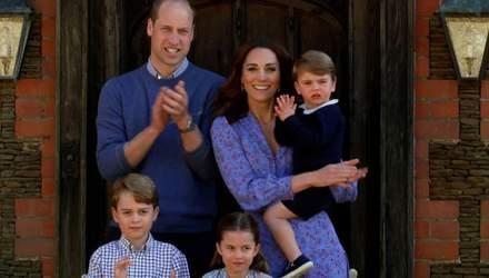Герцоги Кембриджські долучилися до акції в підтримку лікарів: чуттєве відео з трьома нащадками