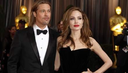 Брэд Питт скрывал от Дженнифер Энистон отношения с Анджелиной Джоли: детали