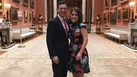 Принцеса Євгенія та її чоловік відсвяткували 10-ту річницю стосунків: романтичні фото