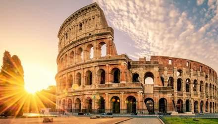 Коли в Італії відкриють Колізей та Помпеї: назвали місяць