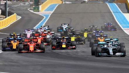 Формула-1 назвала дату старту сезону, скасовано чергове гран-прі