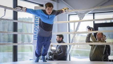 Усик та Берінчик провели спільне тренування в залі під час карантину: фото