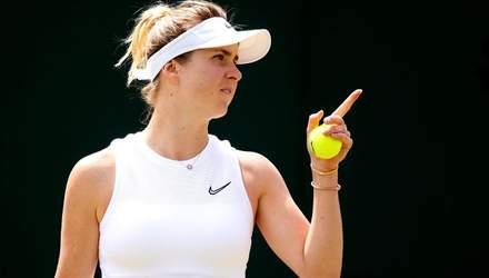 Купила приставку тільки тиждень тому: Світоліна програла на старті віртуального турніру