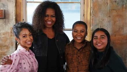 Мишель Обама стала главной героиней документального фильма: первые трейлер и постер