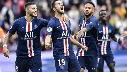 ПСЖ официально чемпионом Франции