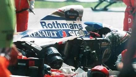 Смертельна аварія Сенни – як розбився легендарний гонщик: моторошне ретровідео