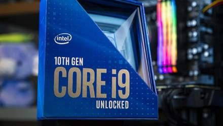Intel представила самый быстрый в мире игровой процессор