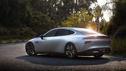 Конкурент Tesla: китайский производитель Xpeng представил мощный электроседан