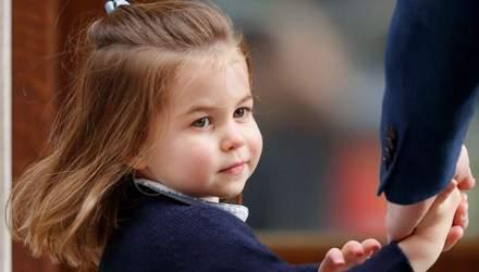 Принцесі Шарлотті виповнюється 5 років: нові фото доньки герцогів Кембриджських