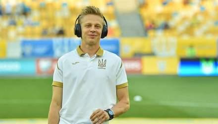 Зінченко вказав на цікаву схожість між Шевченком та Гвардіолою