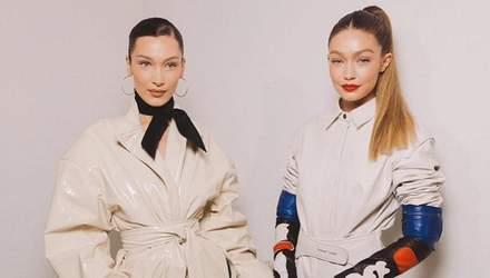 Джіджі та Белла Хадід знялись для обкладинки паризького Vogue: фантастичні фото