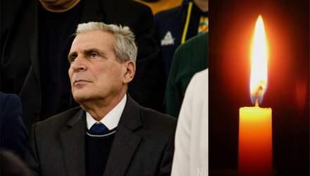 Відомий український тренер Штермер помер за кермом власного авто