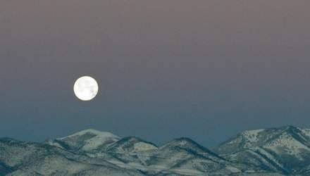 Суперлуна в мае: когда и где увидеть цветочную Луну