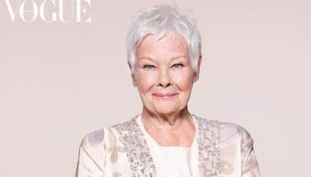 85-річна акторка прикрасила обкладинку модного глянцю: розкішні фото