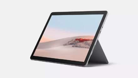 Microsoft представила планшет Surface Go 2: характеристики и цена гаджета