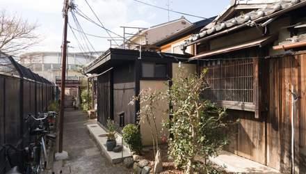 Не руйнувати, а відновлювати: оновлений дизайн сторічного будинку в Японії