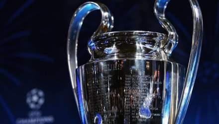 Стала известна дата возобновления Лиги чемпионов