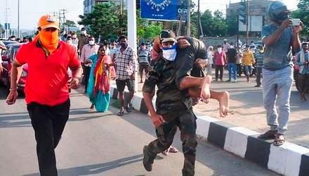 Витік газу на заводі LG в Індії: багато загиблих, сотні потрапили до лікарень