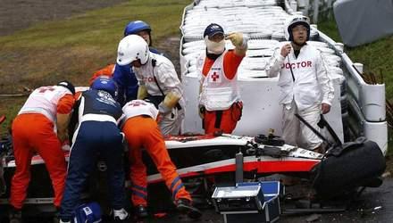 Найтрагічніші аварії у Формулі-1, які завершувалися смертю: відео
