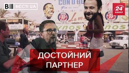 Вєсті.UA: Новий союзник Дубінського. Справжня причина втечі Азарова