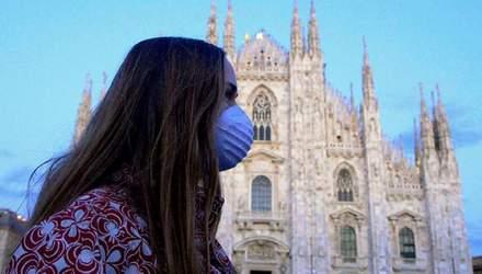 """В італійців """"синдром хатини"""", вони бояться виходити на вулицю, – українка про COVID-19 в Італії"""