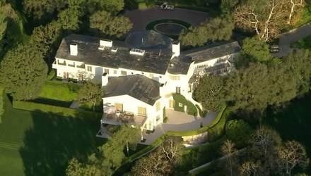 За 165 мільйонів доларів: величезний будинок власника Amazon Джеффа Безоса – відео