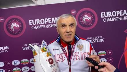 От коронавируса умер главный тренер сборной России по борьбе Магомед Алиомаров