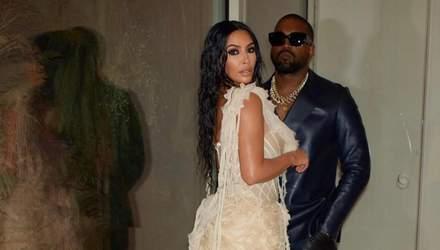 Не такие уж и идеальные: у Ким Кардашян проблемы в браке с Канье Уэстом