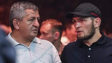 Отец Нурмагомедова перенес операцию на сердце: ему диагностировали тяжелое заболевание